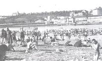 Пешчана плажа Ница