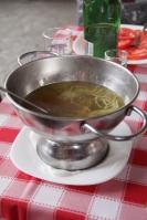 Domaća pileća supa